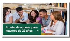 academia pruebas accesos mayores de 25,40 y 45 años