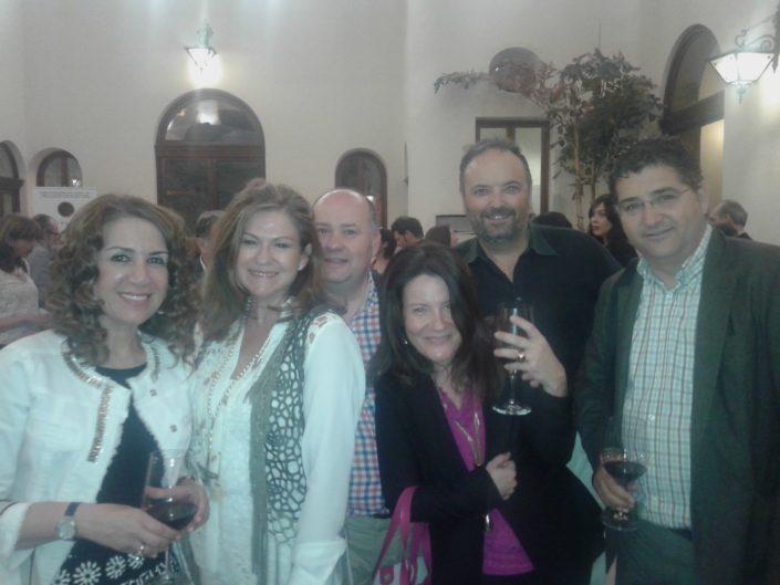 Casino de Murcia grandes amigos y personas